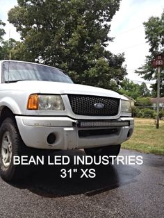 A ford ranger with a 31 xtreme series led light bar from bean led a ford ranger with a 31 xtreme series led light bar from bean led industries mozeypictures Gallery