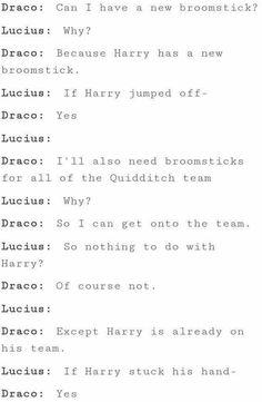 Draco's IQ