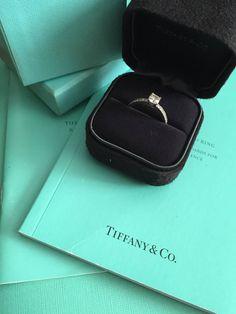 anel de noivado da tiffany & co - jóias tiffany & co