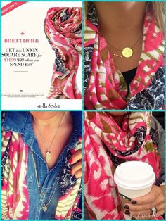 Mothers Day Sale!!! Order yours today for delivery by mothers day! www.stelladot.com/denisebranson