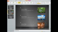 PowerPoint 2010 Animation Painter Powerpoint 2010, Microsoft Powerpoint, Toolbox, Animation, Tips, Design, Tool Box, Dopp Kit, Animation Movies