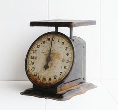 Scale Antique Kitchen American Cutlery Company by BargeCanalMarket, $25.00