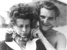 Hans Joachim Marseille and Hanne-Lies Küpper