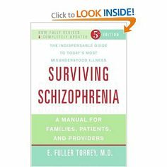 Surviving Schizophrenia: A Manual for Families, Patients, and Providers [Paperback]