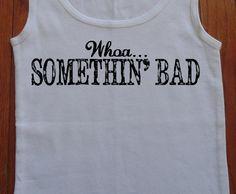 Miranda Lambert Carrie Underwood Somethin Bad by SouthernCharme, $17.00