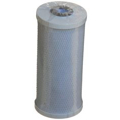 ISPRING 10 in. 5-Micron Big Blue Carbon Block (CTO) Water Filter Replacement Cartridge-FC15B - The Home Depot