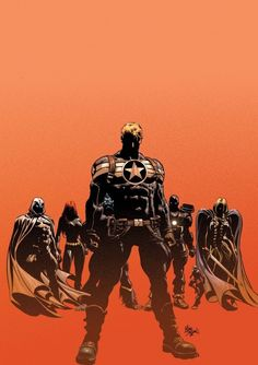 Secret Avengers by Mike Deodato, Jr.