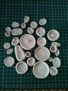 Como hacer moldes  flexibles de silicón