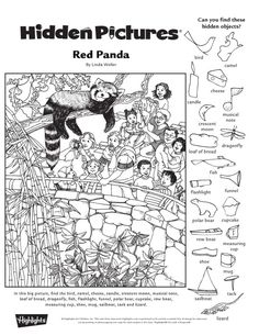 Hidden Object Puzzles, Hidden Picture Puzzles, Hidden Objects, Train Activities, Infant Activities, Book Activities, Hidden Pictures Printables, Highlights Hidden Pictures, Learning English For Kids