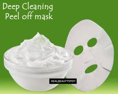3 DIY Pore Strips and peel off mask to deep clean pores and clear blackheads Homemade Face Masks, Homemade Skin Care, Homemade Beauty Products, Diy Skin Care, Skin Care Tips, Homemade Moisturizer, Diy Pore Strips, Best Peel Off Mask, Charcoal Mask Peel