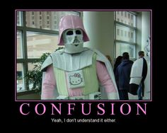Confusion- Hello Kitty I'm your father
