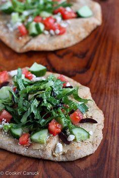 10-Minute Hummus & G