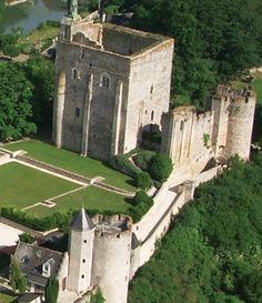 Forteresse du Faucon Noir Val de Loire