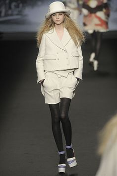 Sonia Rykiel Fall 2008 Ready-to-Wear Collection Slideshow on Style.com