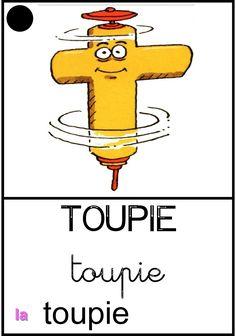 La toupie Math, Learning, School, Kids, Phonological Awareness, Kindergarten Reading, Readers Workshop, Young Children, Boys