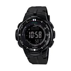 Casio Men's PRO Trek Solar Digital Watch, Bl