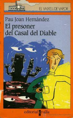 """""""El presoner del casal del diable"""" de Pau Joan Hernàndez"""