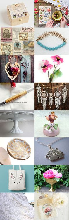 believe in beauty by angela Kosmatou on Etsy--Pinned+with+TreasuryPin.com