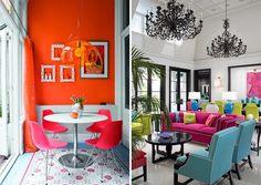 Яркие краски в дизайне вашего интерьера смогут поднять настроение вам и вашим близким.   Studio-line