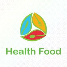 health food stores logo #logo #food #nutrition
