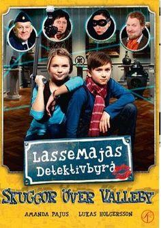 LasseMajas detektivbyrå - skuggor över Valleby [Videoupptagning] / manus: Peter Arrhenius .... #film #dvd #barnfilm