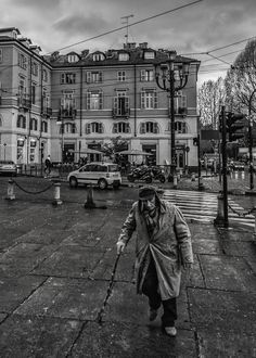 Torino, Italy Street Photography - Photo by Adam Allegro