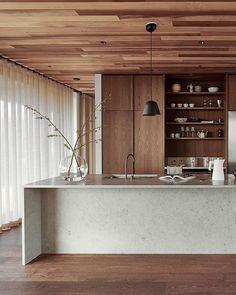 Se drömkök i trä - Nordic Kitchen - Lilly is Love Nordic Kitchen, Home Decor Kitchen, Home Kitchens, Wooden Kitchens, Kitchen Ideas, Studio Kitchen, Nordic Home, Nordic Style, Quirky Home Decor