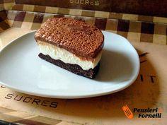 Cheesecake alla gelatina fondente #cheesecake #ricettedolci #foodporn #yummy