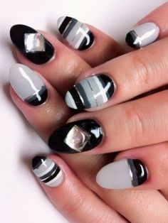 How To Apply Nail Art Foil With Bling Nails Toes Designs To Re