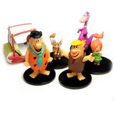 """The Flintstones 2"""" Figure Set"""