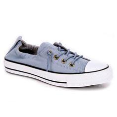 fb9a00645cc424 Converse Shoes - Converse All Star Blue Shoreline Sneaker sz 7 Blue  Converse Shoes