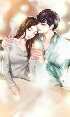 Couple art