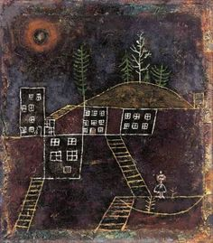 goodmemory:  Paul Klee
