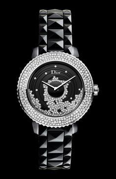 amazing timepieces Dior <3<3