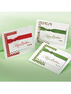 Holiday Card - Christmas Card Designs - Christmas Cards from Scraps - Christmas Card Designs