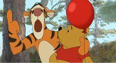 tigger and pooh