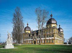 Schloss und Park Seehof, D-96117 Memmelsdorf im Landkreis Bamberg, Bayern. © Bayerische Schlösserverwaltung
