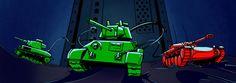 Игрокам о серверах World of Tanks | Общие | World of Tanks