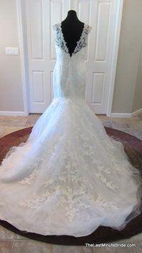 Casablanca 2110 Wedding Dress