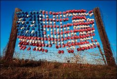 "Susana Raab's ""American Vernacular"" at Irvine Contemporary - Washington City Paper America Washington, Documentary Photographers, Happy Independence Day, Red White Blue, Memorial Day, 4th Of July, Documentaries, Contemporary, American"