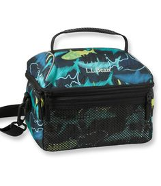 Flip-Top Lunch Box, Print: Lunch Boxes | Free Shipping at L.L.Bean