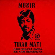 Munir, Kontras Puji SBY dan Kritik Jokowi School Of Rock, Abbey Road, Best Actor, Rock And Roll, Positive Quotes, Documentaries, Dan, Indie, The Past