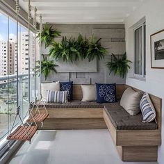Home OfficeBalcony design is no question important for the see of the house. There are correspondingly many lovely ideas for balcony design. Here are many of the best balcony design. Small Balcony Design, Small Balcony Decor, Small Terrace, Terrace Design, Balcony Ideas, Balcony Garden, Garden Design, Condo Balcony, Glass Balcony
