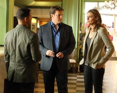 Castle Spoiler: Season 6 Will Tap Into Castle and Becketts Relationship