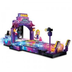 Lite Brix Lite Up Mansion from Cra-Z-Art | Legos and Lego