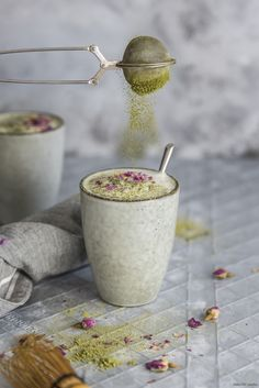 Paleo, vegan, keto matcha latte. All the good thing with matcha. Sprinkle with rose petals to get extra flavor and you can replace this with coffee. Energy Boost from ceremonial grade (A grade) matcha. My first love to matcha began five years ago when ...
