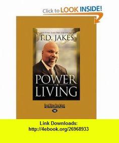 Power For Living Tradepaper (9781459600379) TD Jakes , ISBN-10: 1459600371  , ISBN-13: 978-1459600379 ,  , tutorials , pdf , ebook , torrent , downloads , rapidshare , filesonic , hotfile , megaupload , fileserve