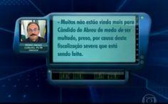 BLOG DO MARKINHOS: Vereador de Cândido de Abreu faz discurso e vira manchete nacional