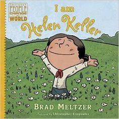 I am Helen Keller. Call # J 362.4 KEL