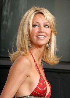 Heather Locklear- hair